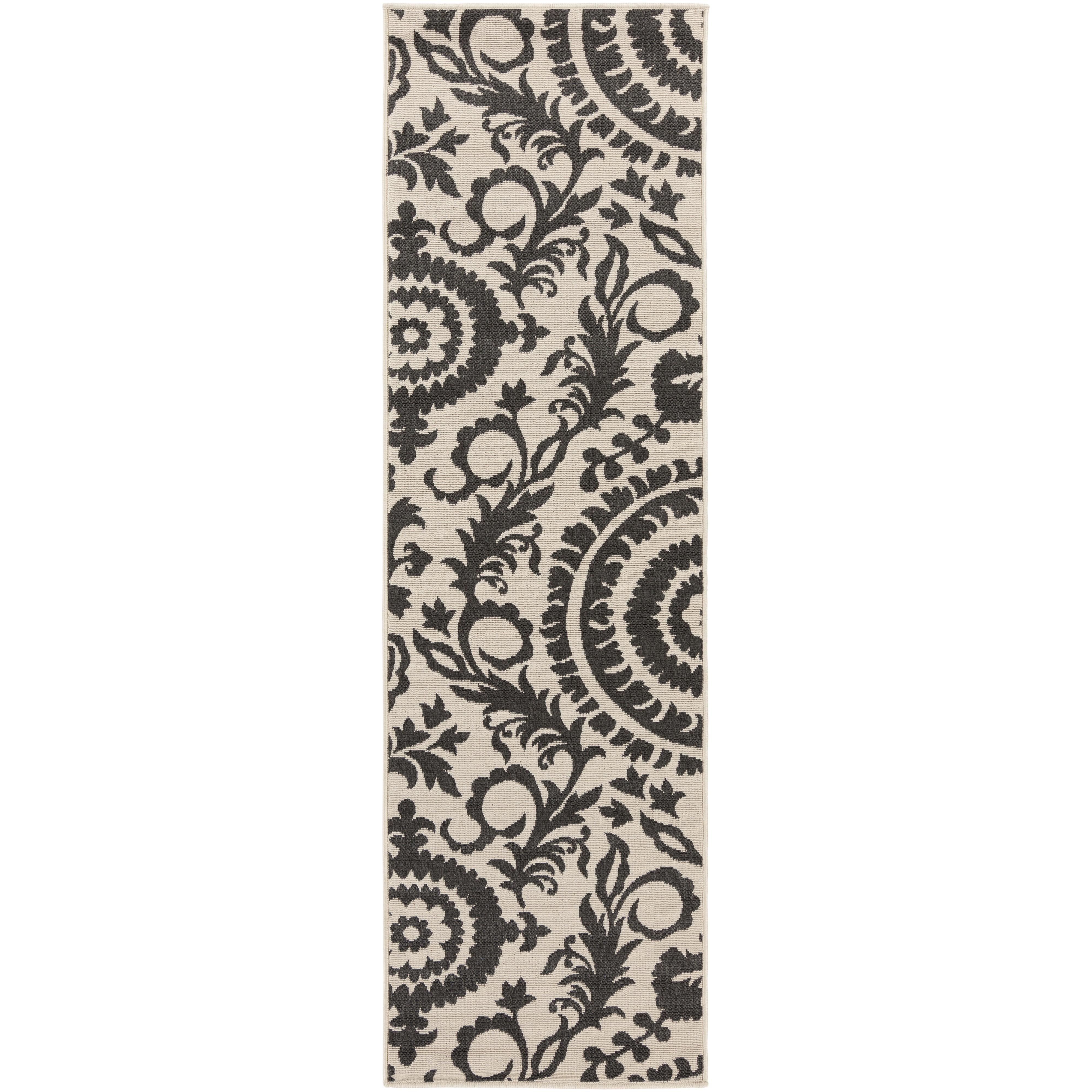 "Surya Rugs Alfresco 2'3"" x 7'9"" - Item Number: ALF9612-2379"