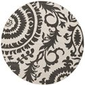 "Surya Rugs Alfresco 8'9"" Round - Item Number: ALF9612-89RD"
