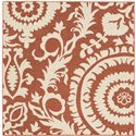 "Ruby-Gordon Accents Alfresco 7'3"" Square - Item Number: ALF9613-73SQ"