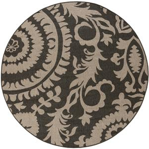 "Surya Rugs Alfresco 7'3"" Round"