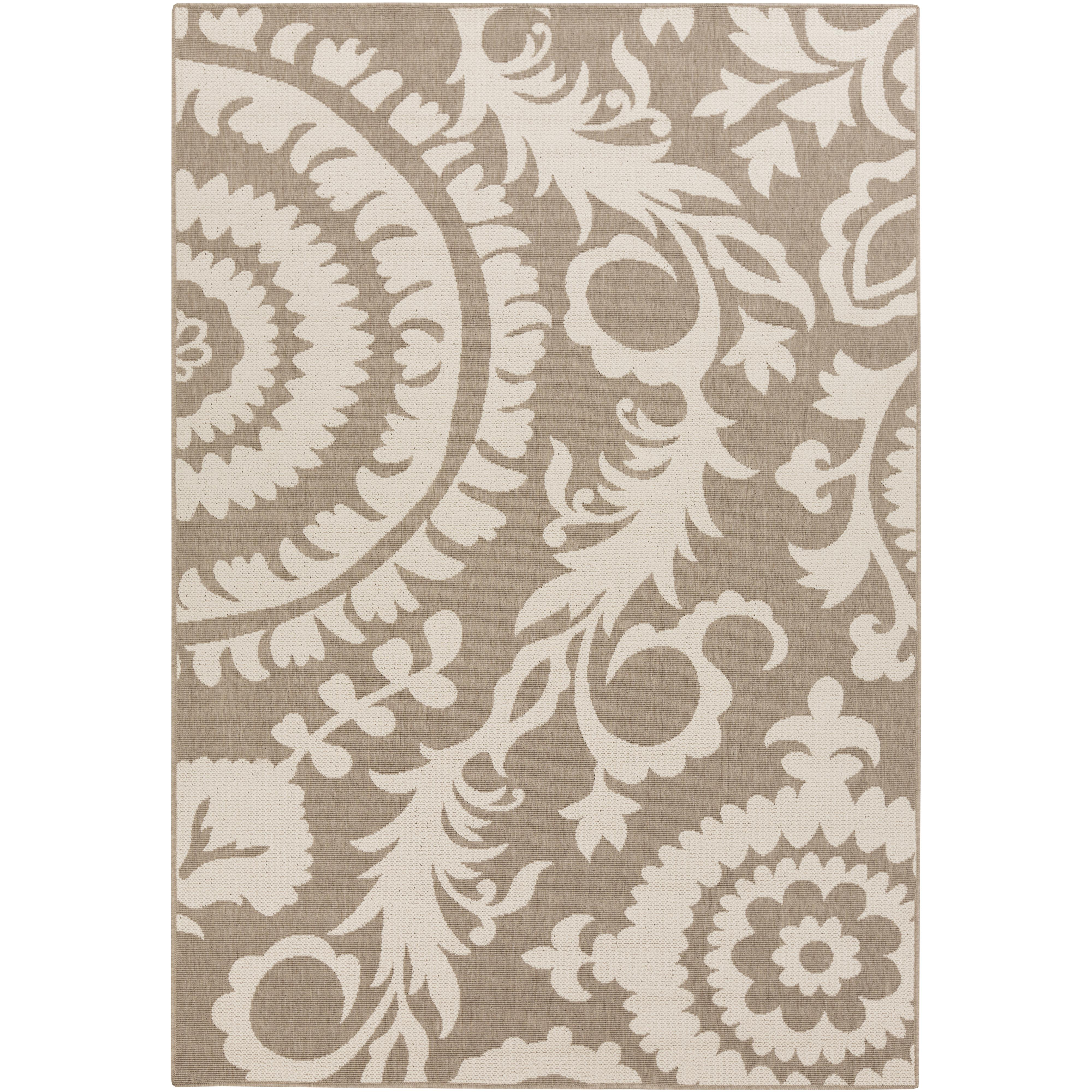 "Surya Rugs Alfresco 5'3"" x 7'6"" - Item Number: ALF9616-5376"