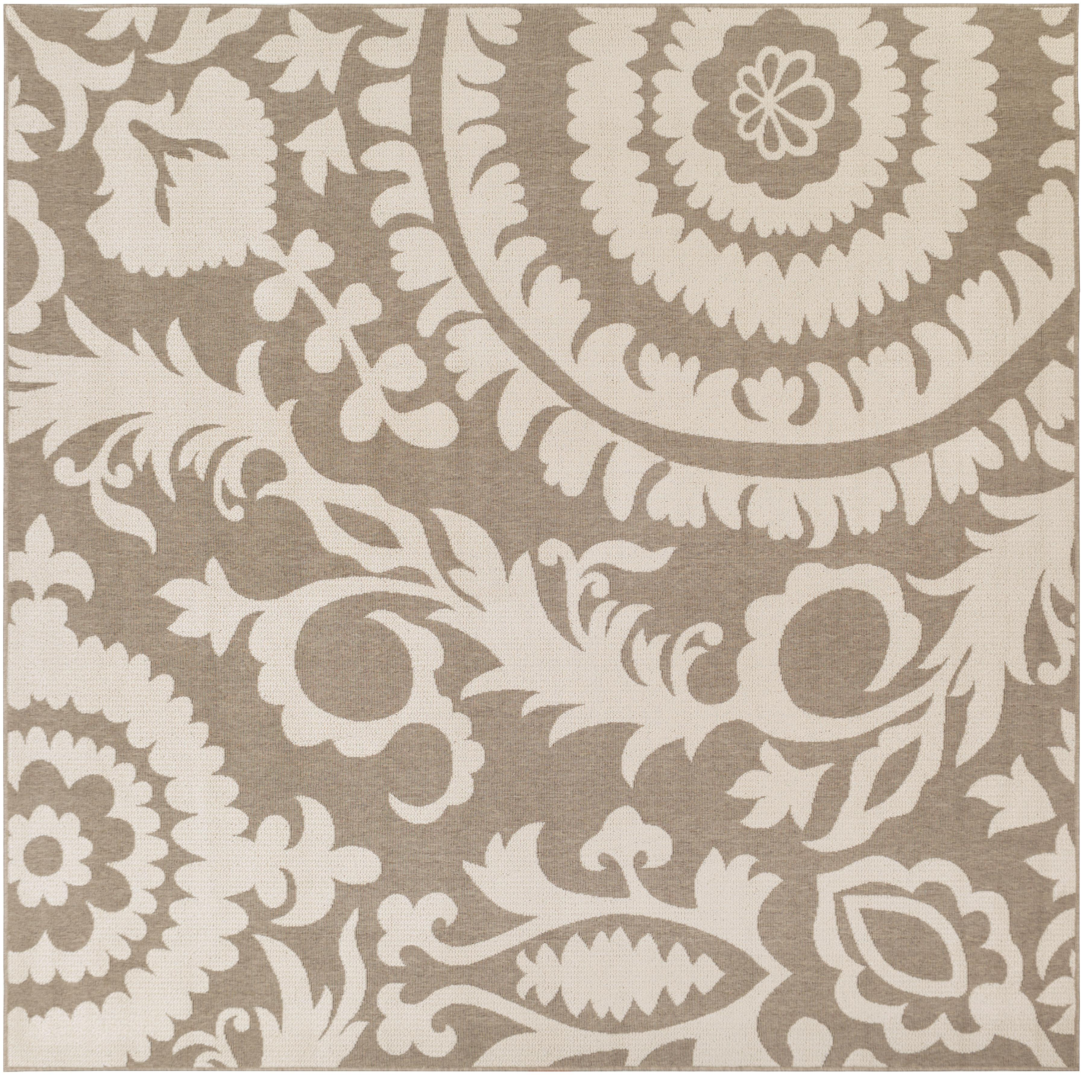 "Surya Alfresco 8'9"" Square - Item Number: ALF9616-89SQ"
