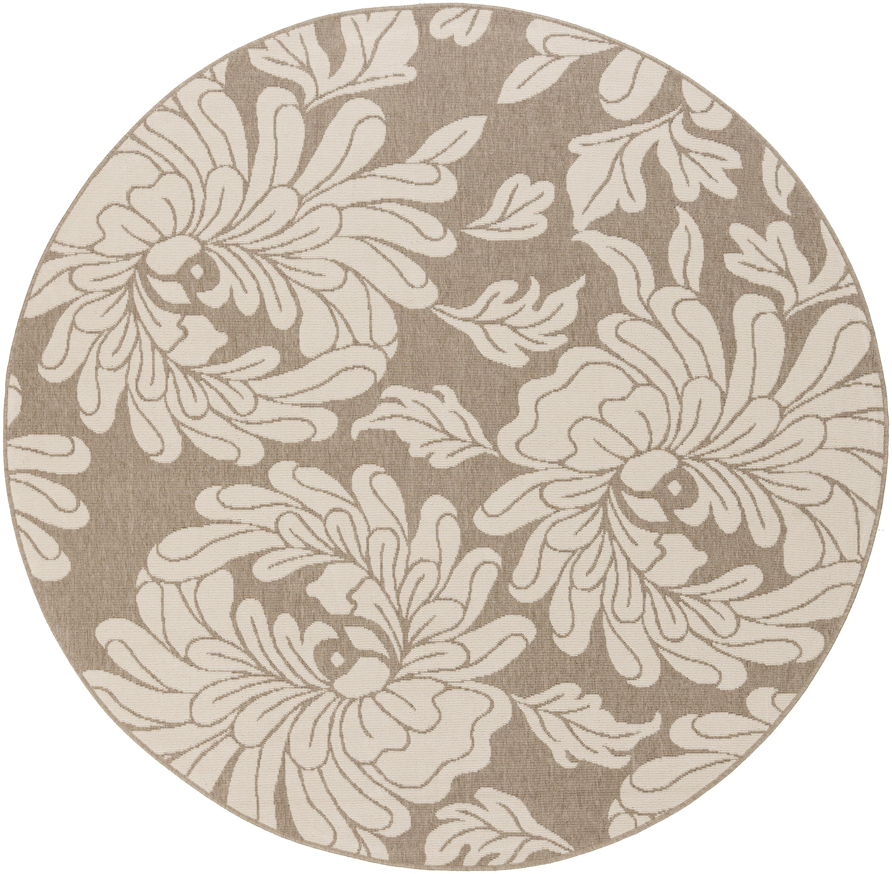 "Surya Alfresco 5'3"" Round - Item Number: ALF9623-53RD"