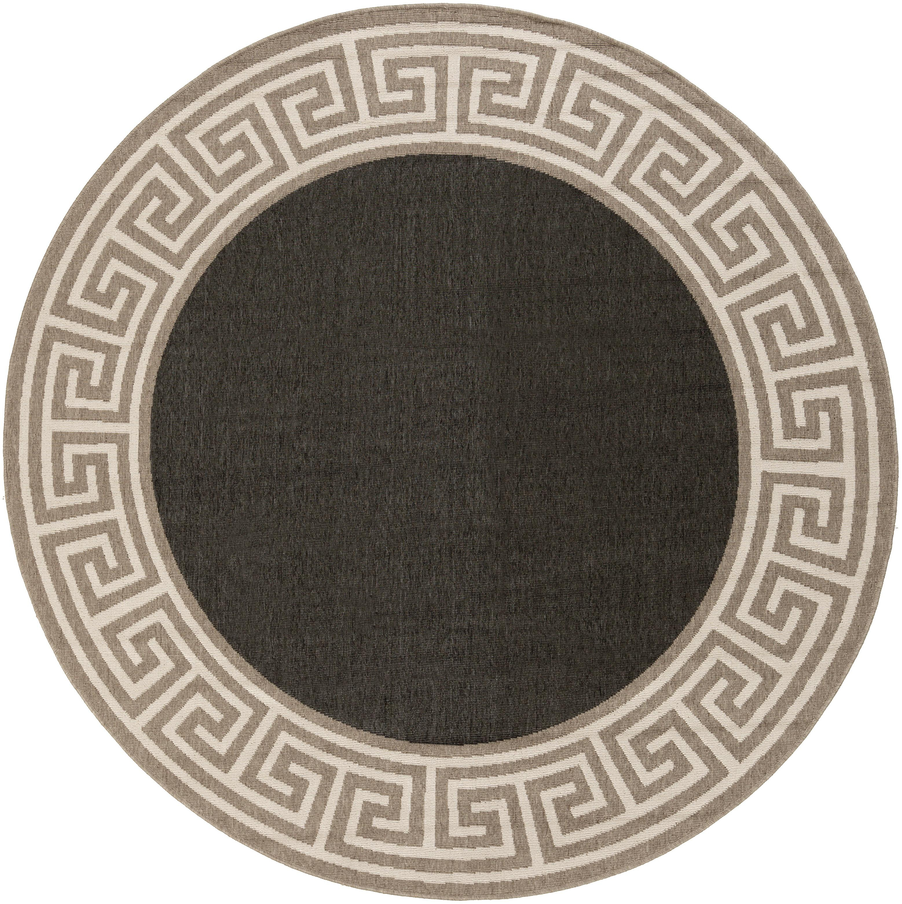 "Surya Alfresco 5'3"" Round - Item Number: ALF9626-53RD"