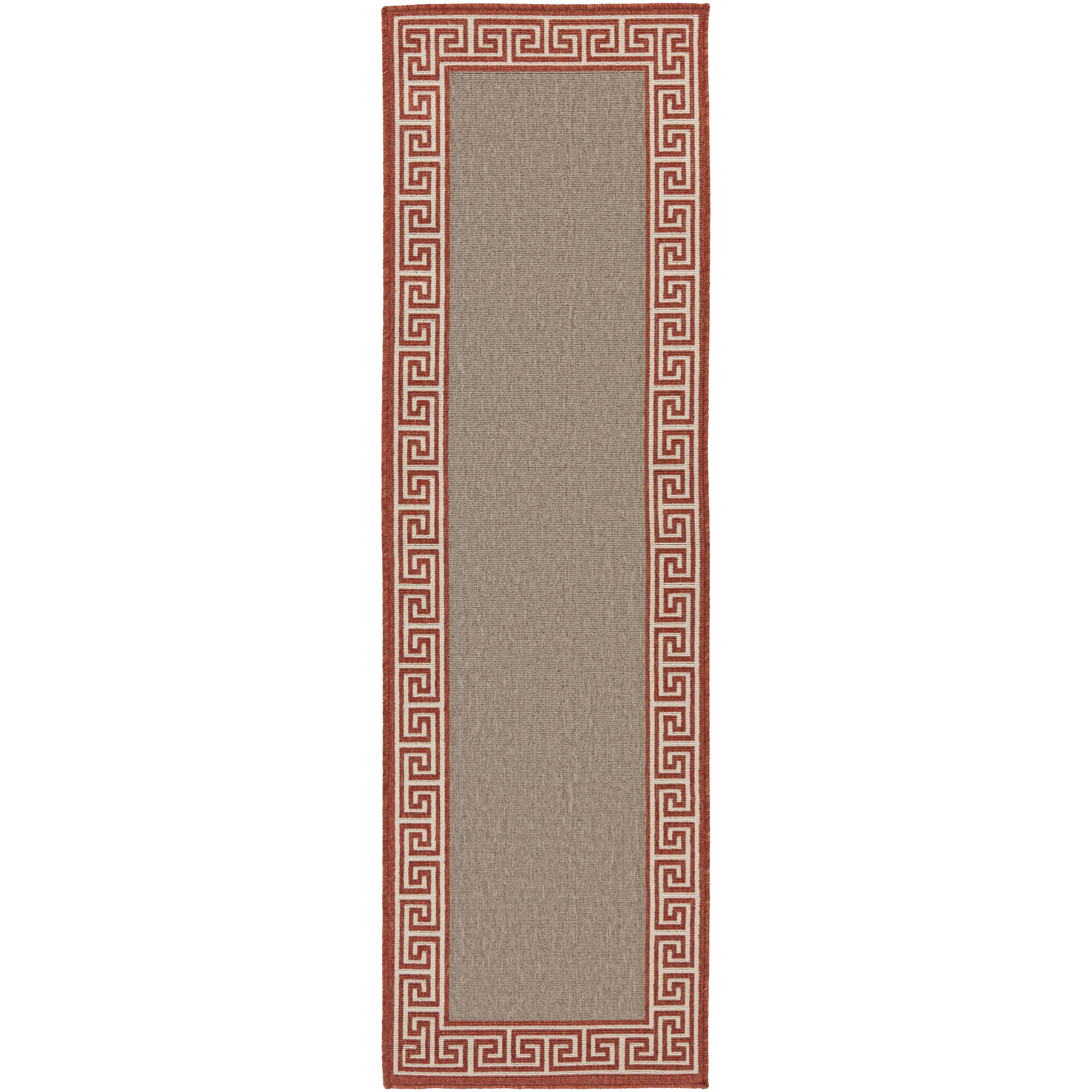 "Surya Alfresco 2'3"" x 11'9"" - Item Number: ALF9628-23119"