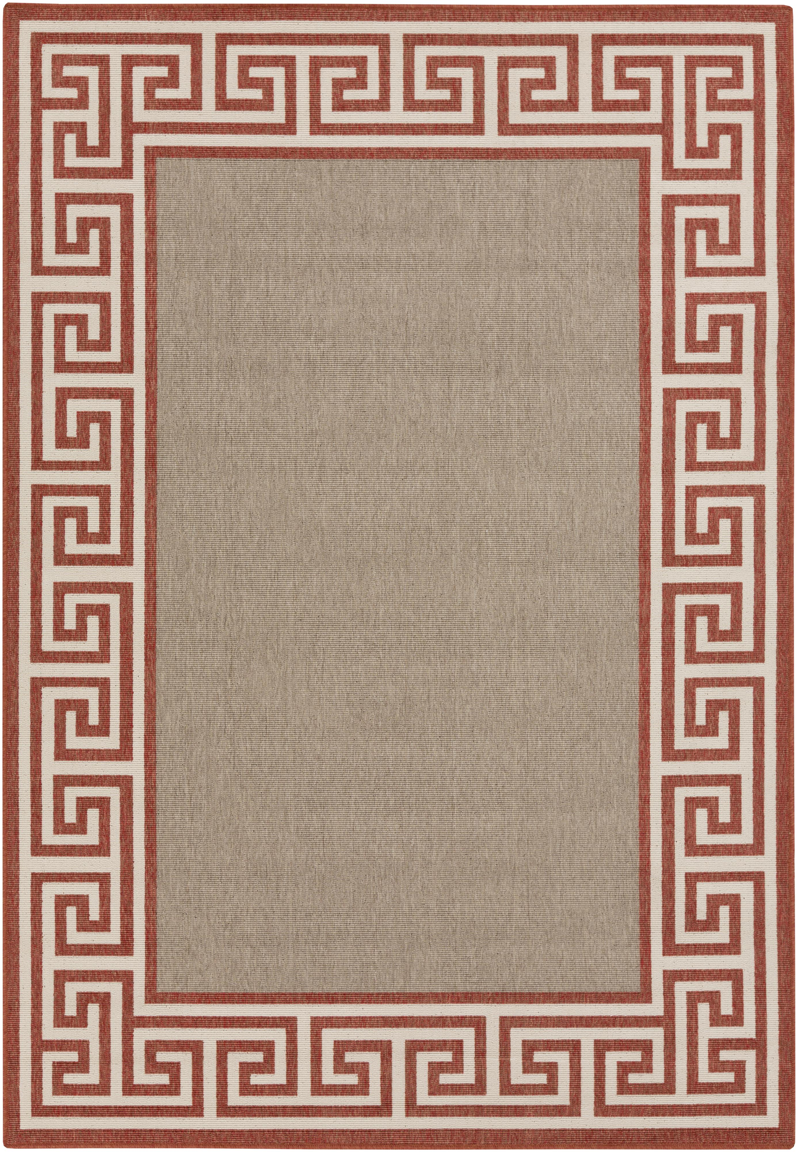 "Surya Rugs Alfresco 3'6"" x 5'6"" - Item Number: ALF9628-3656"