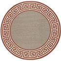 "Surya Alfresco 7'3"" Round - Item Number: ALF9628-73RD"