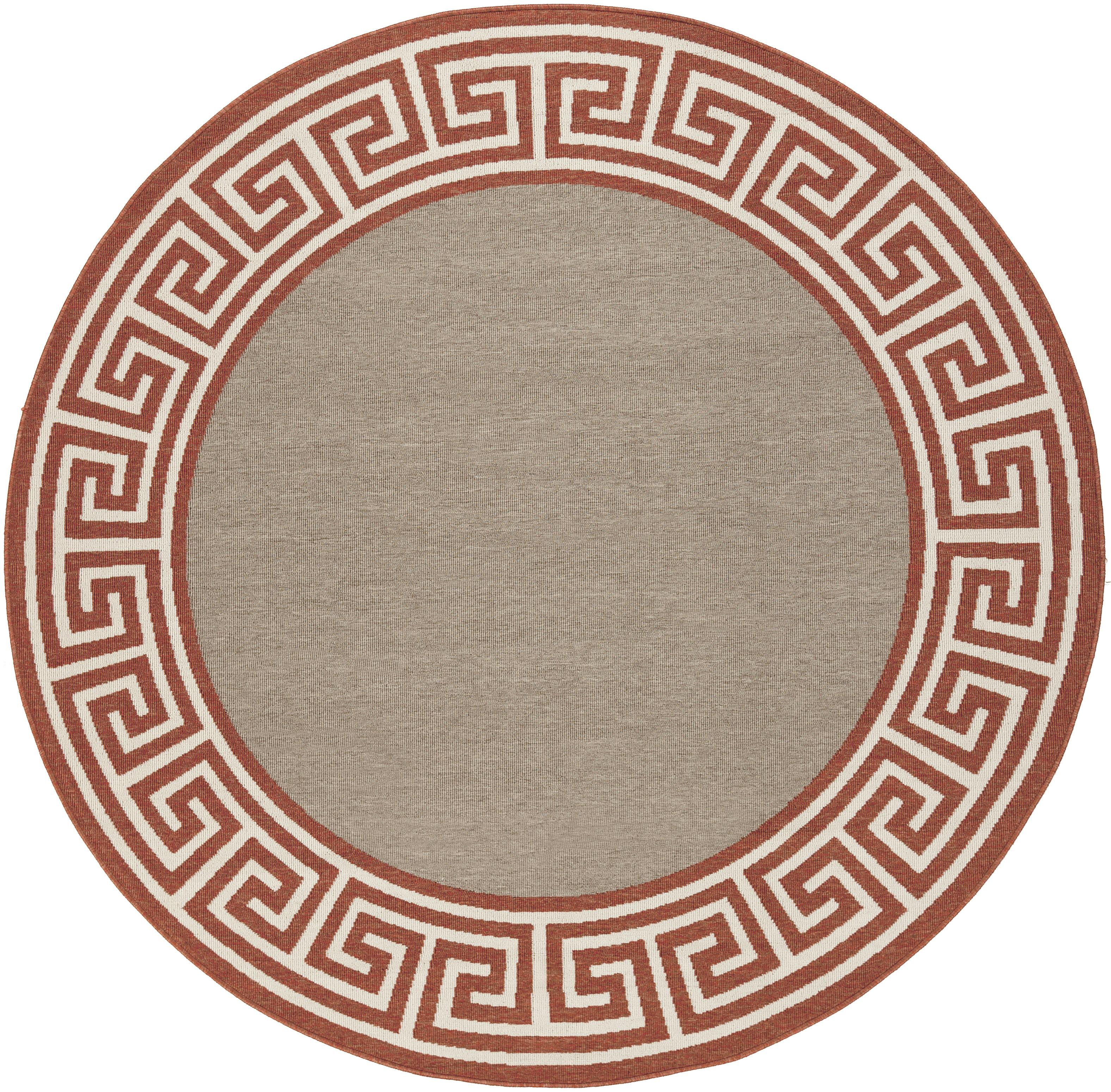 "Alfresco 8'9"" Round by Ruby-Gordon Accents at Ruby Gordon Home"