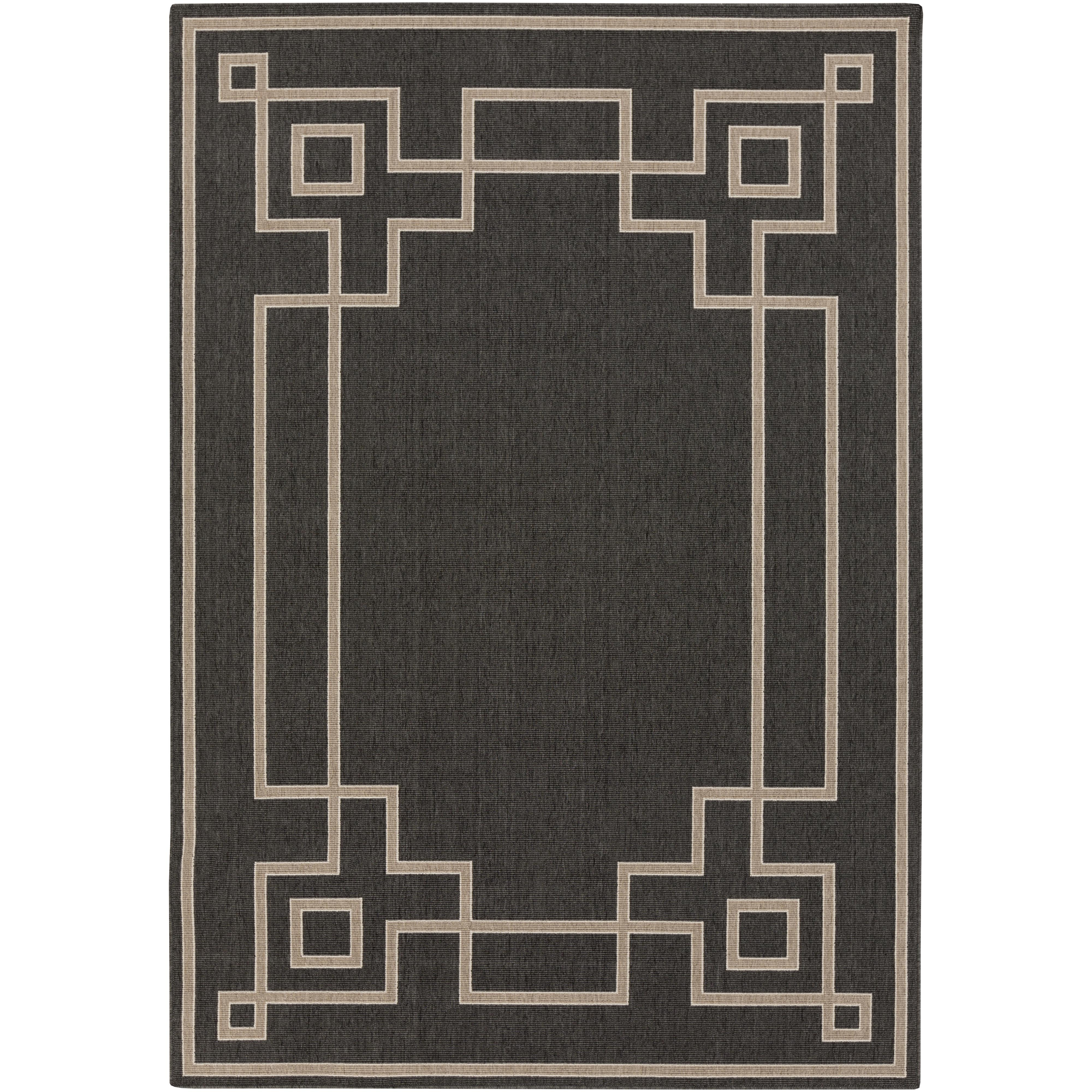 "Surya Alfresco 5'3"" x 7'6"" - Item Number: ALF9630-5376"