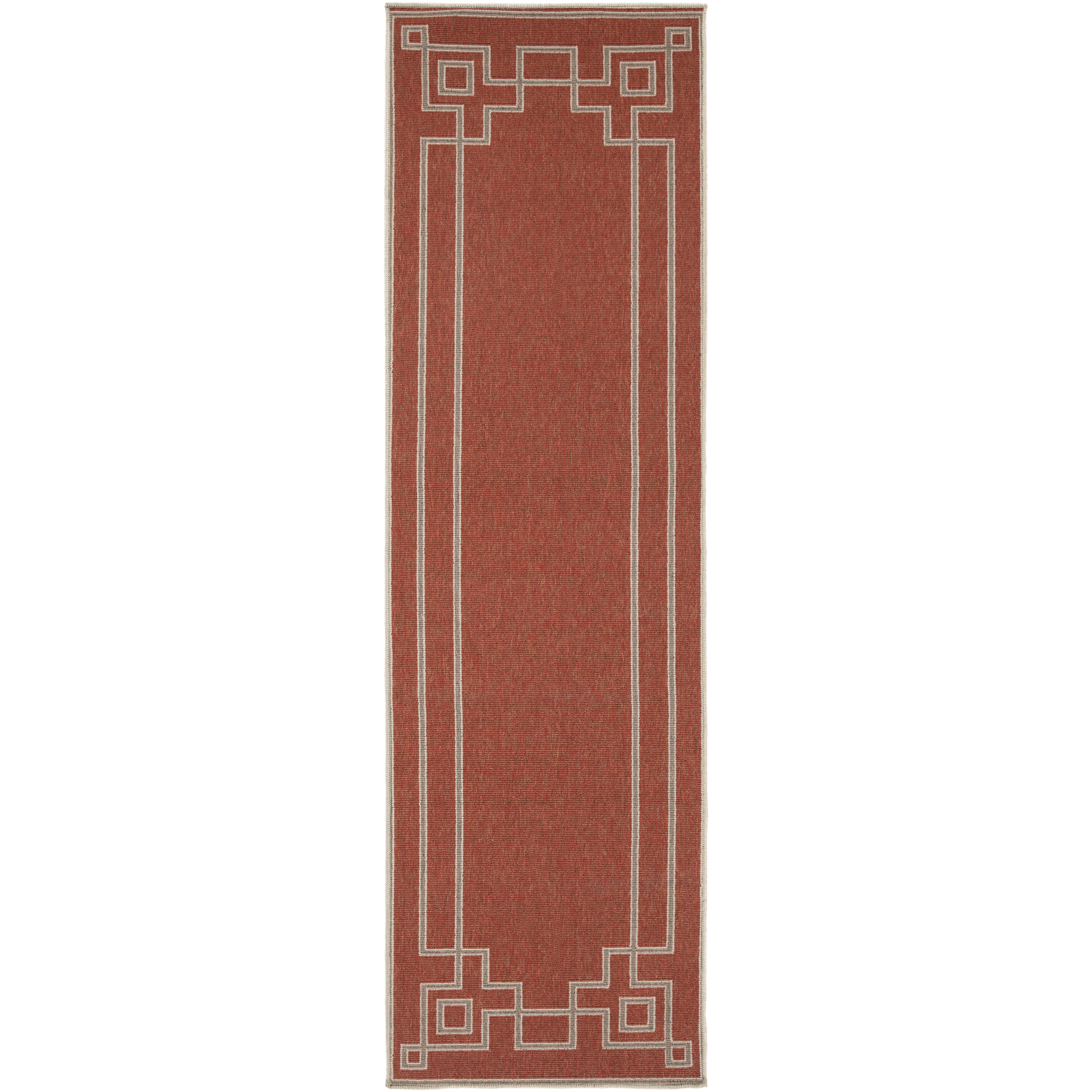 "Surya Rugs Alfresco 2'3"" x 7'9"" - Item Number: ALF9631-2379"