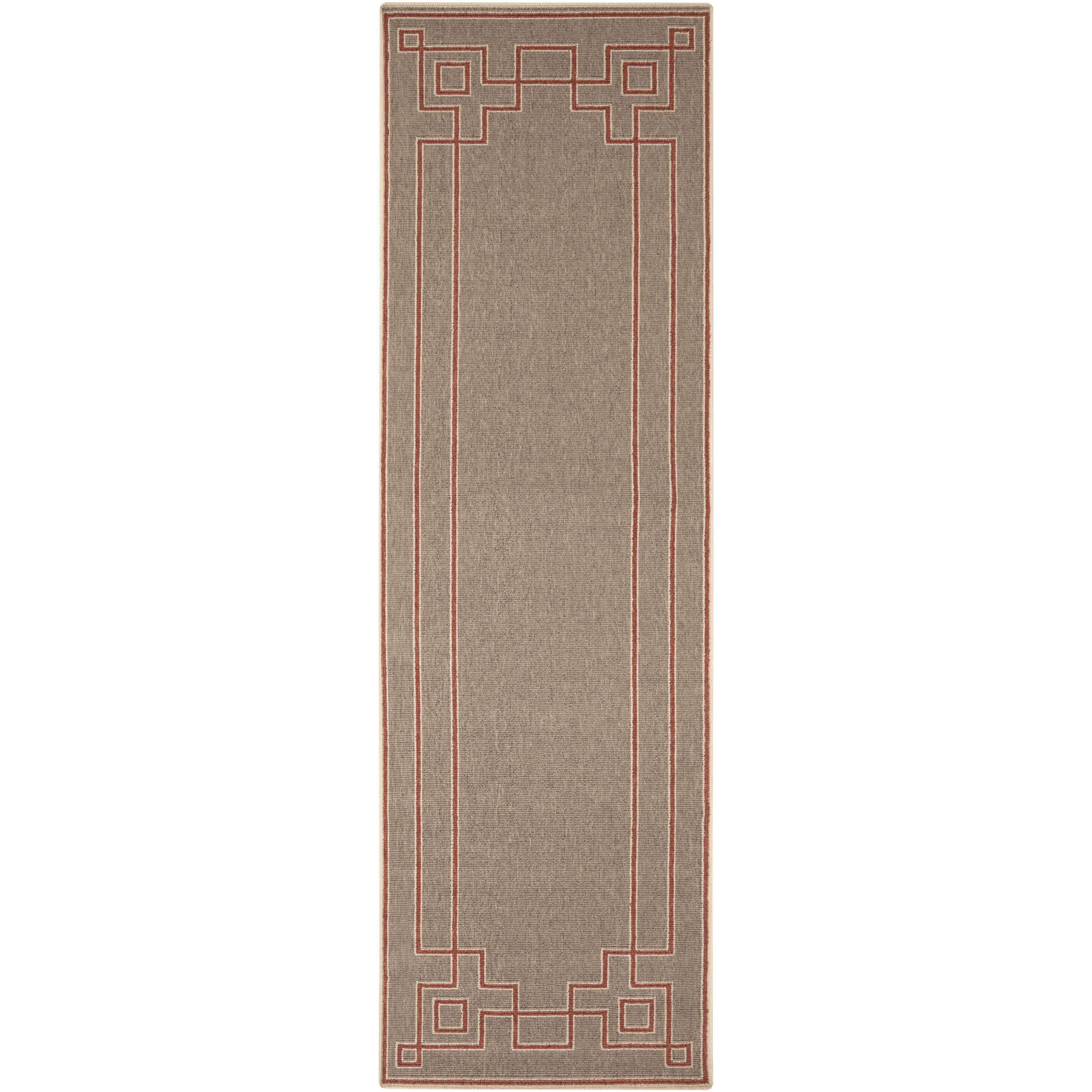 "Surya Rugs Alfresco 2'3"" x 7'9"" - Item Number: ALF9633-2379"