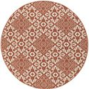 "Surya Alfresco 7'3"" Round - Item Number: ALF9636-73RD"
