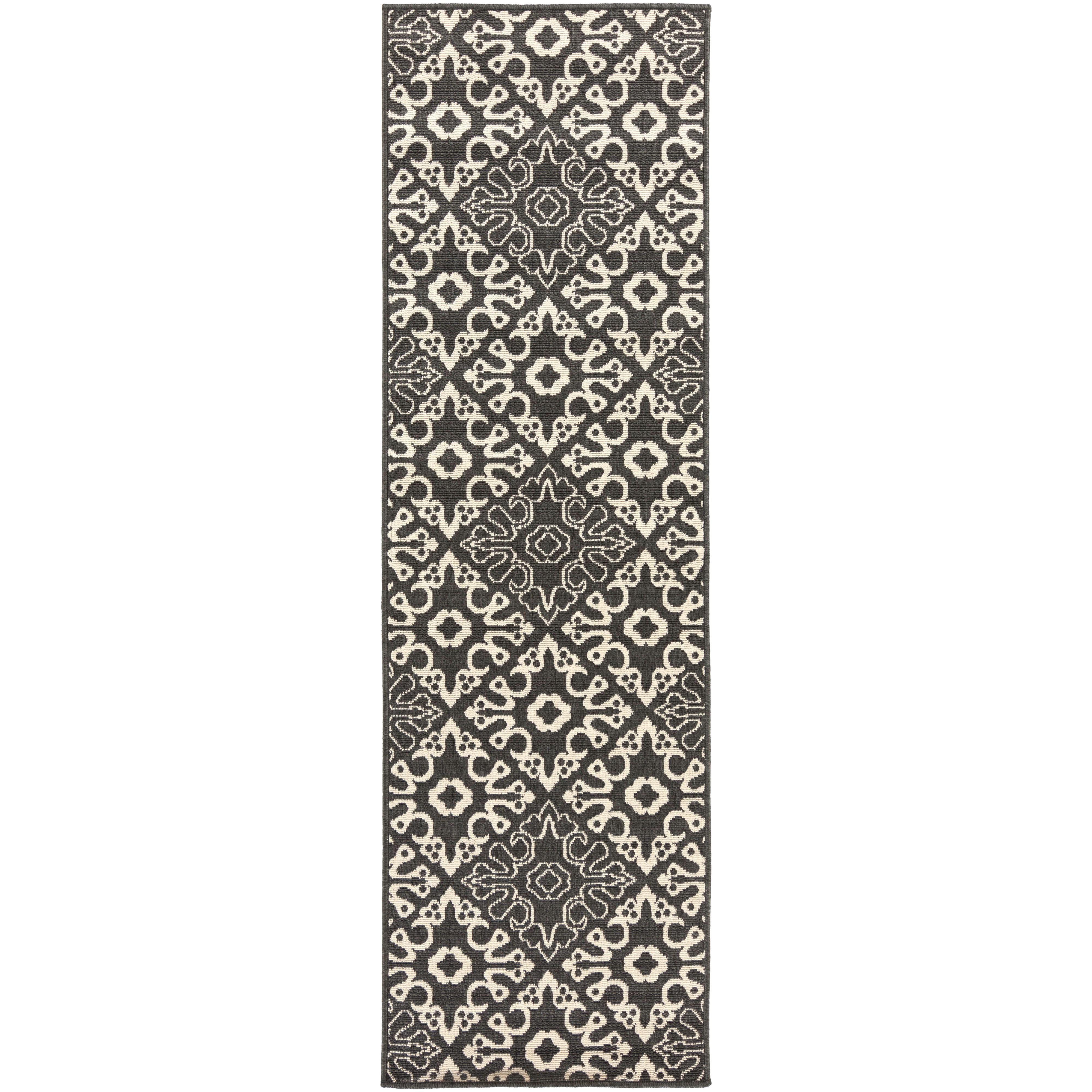 "Surya Alfresco 2'3"" x 7'9"" - Item Number: ALF9637-2379"