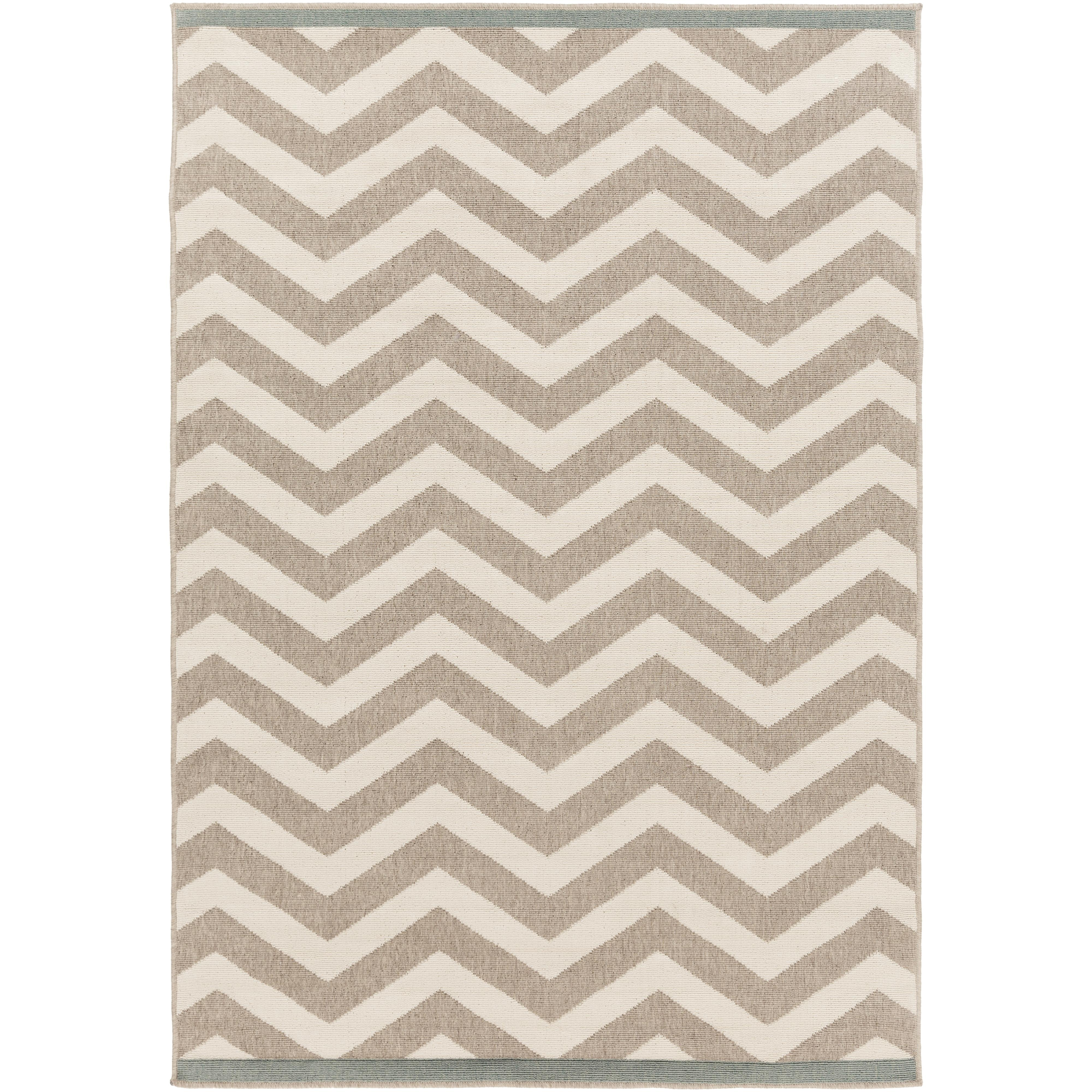 "Surya Rugs Alfresco 5'3"" x 7'6"" - Item Number: ALF9645-5376"