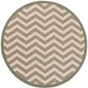 "Surya Alfresco 5'3"" Round - Item Number: ALF9645-53RD"