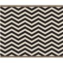 "Surya Rugs Alfresco 7'3"" Square - Item Number: ALF9646-73SQ"
