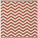 "Surya Rugs Alfresco 7'3"" Square - Item Number: ALF9647-73SQ"