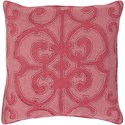 Surya Amelia 20 x 20 x 4 Down Throw Pillow - Item Number: AL001-2020D
