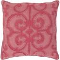 Surya Amelia 22 x 22 x 5 Down Throw Pillow - Item Number: AL001-2222D