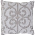 Surya Amelia 18 x 18 x 4 Down Throw Pillow - Item Number: AL004-1818D