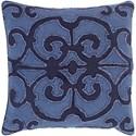 Surya Amelia 20 x 20 x 4 Polyester Throw Pillow - Item Number: AL006-2020P