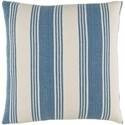 Surya Anchor Bay 22 x 22 x 5 Polyester Throw Pillow - Item Number: ACB001-2222P