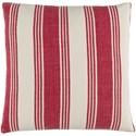Surya Anchor Bay 18 x 18 x 4 Down Throw Pillow - Item Number: ACB002-1818D