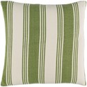 Surya Anchor Bay 18 x 18 x 4 Down Throw Pillow - Item Number: ACB003-1818D