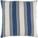 Surya Anchor Bay 18 x 18 x 4 Polyester Throw Pillow - Item Number: ACB004-1818P