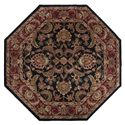 Surya Ancient Treasures 8' Octagon - Item Number: A108-8OCT