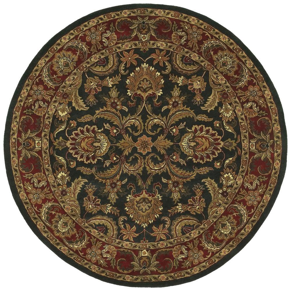 Surya Ancient Treasures 8' Round - Item Number: A108-8RD