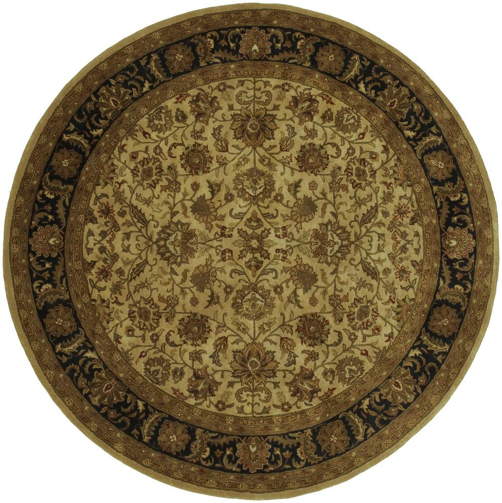 Surya Ancient Treasures 8' Round - Item Number: A116-8RD