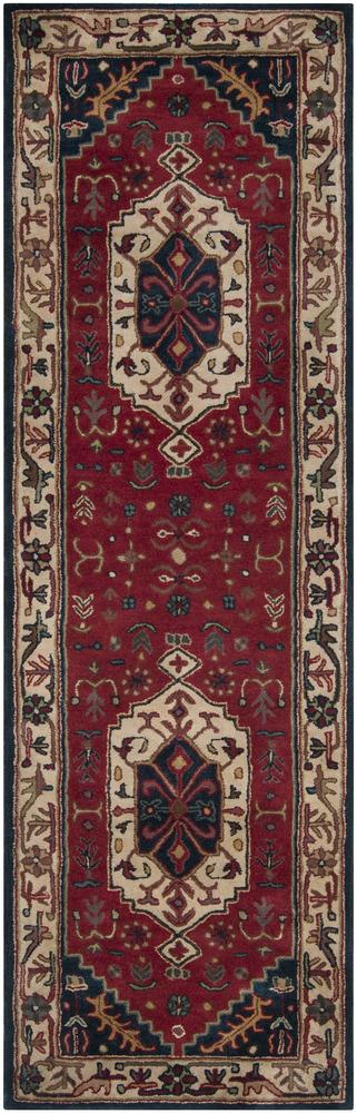 "Surya Rugs Ancient Treasures 2'6"" x 8' - Item Number: A134-268"