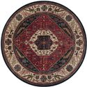 Surya Ancient Treasures 8' Round - Item Number: A134-8RD