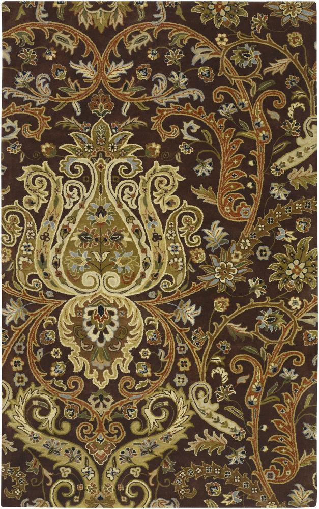 "Surya Rugs Ancient Treasures 3'3"" x 5'3"" - Item Number: A141-3353"