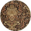 Surya Rugs Ancient Treasures 8' Round - Item Number: A141-8RD
