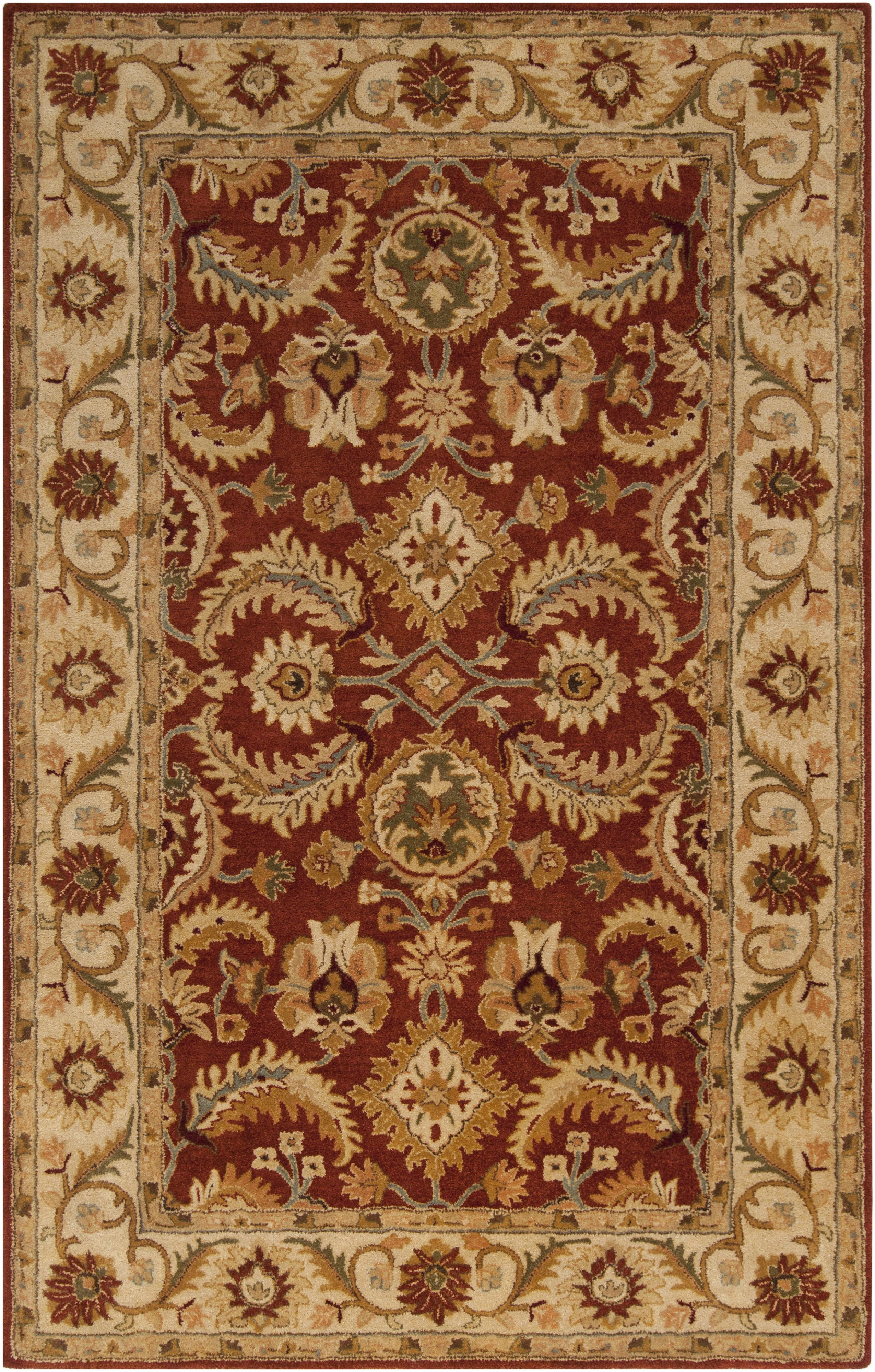 "Surya Rugs Ancient Treasures 3'3"" x 5'3"" - Item Number: A147-3353"