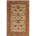 "Surya Rugs Ancient Treasures 3'3"" x 5'3"" - Item Number: A160-3353"