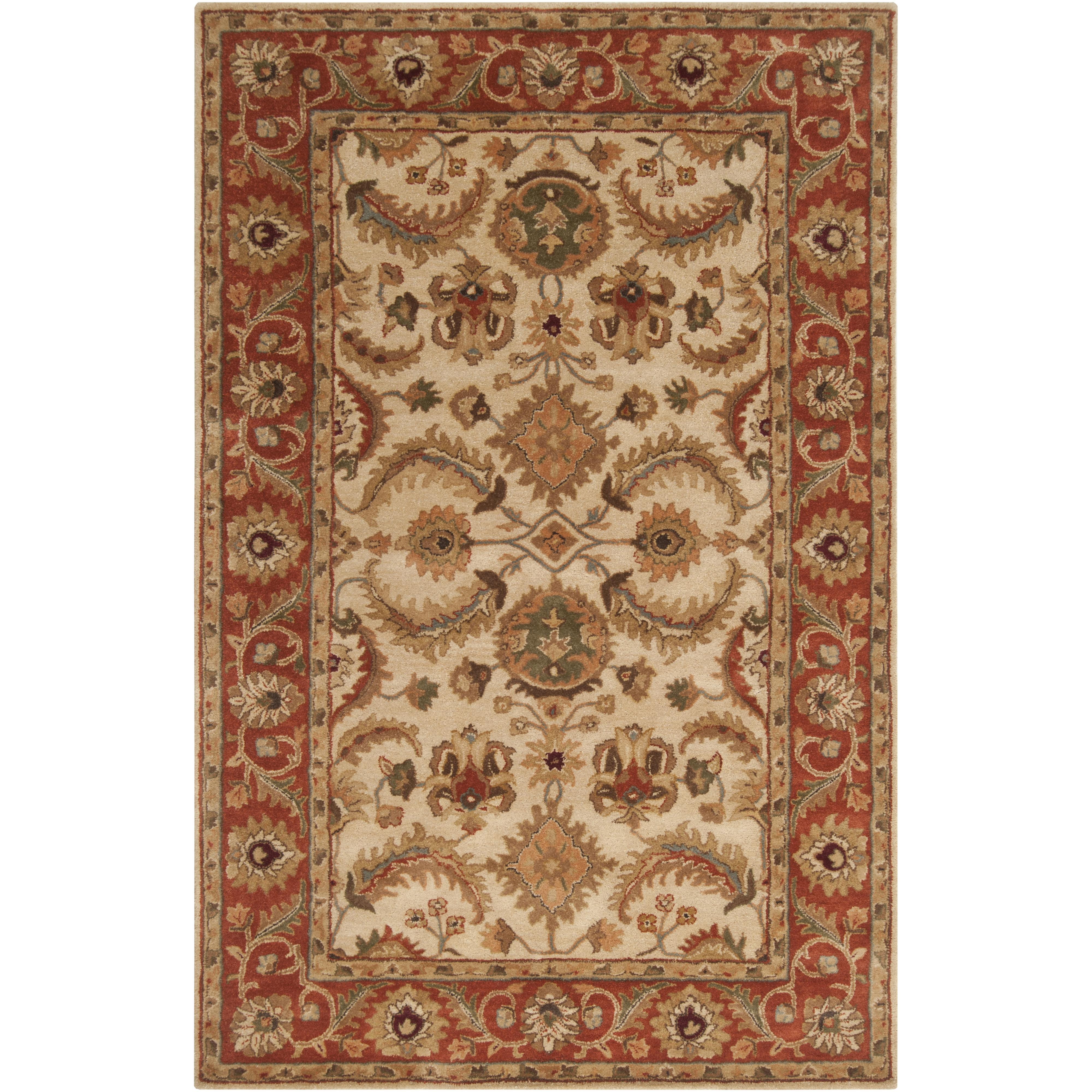 Surya Rugs Ancient Treasures 5' x 8' - Item Number: A160-58