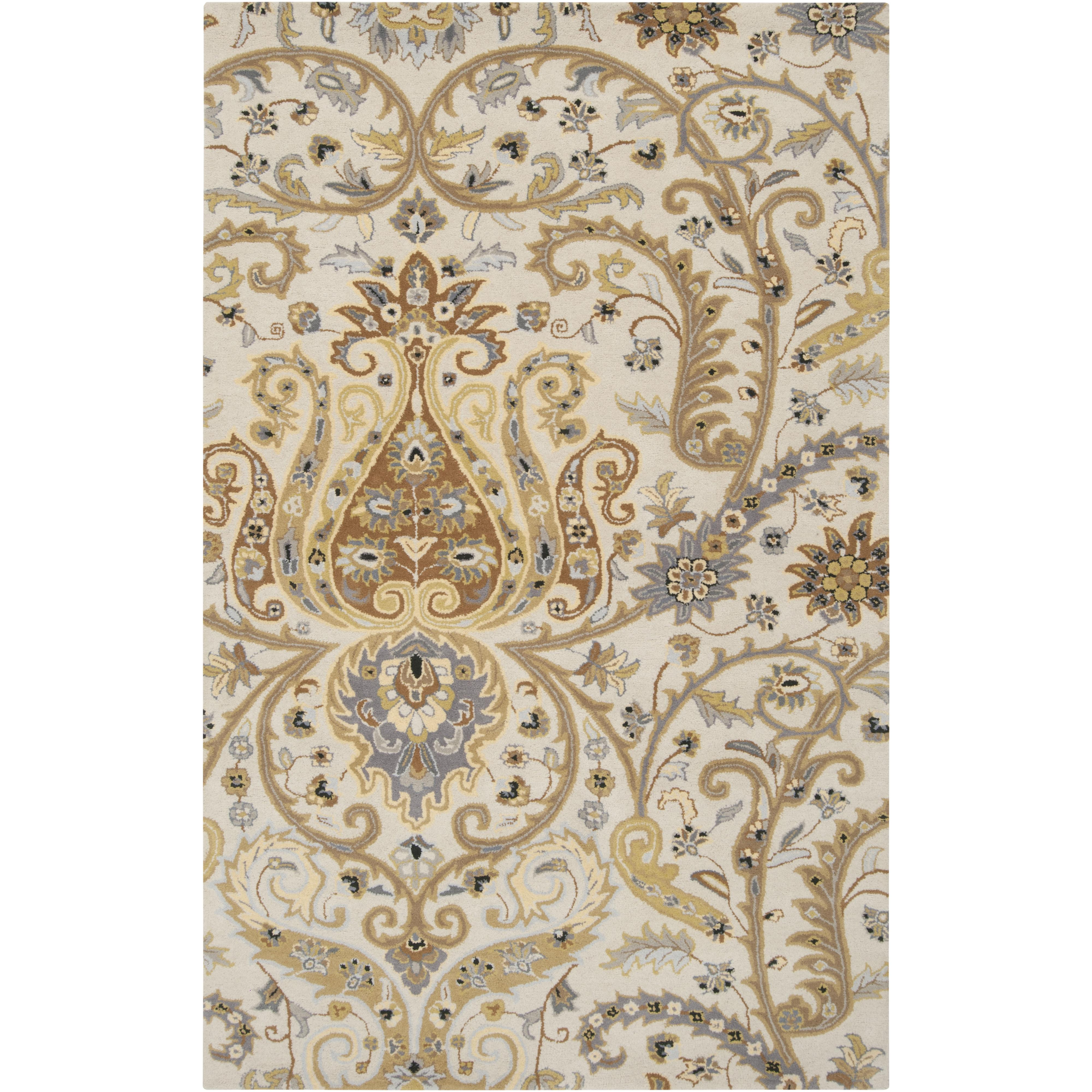 Surya Rugs Ancient Treasures 2' x 3' - Item Number: A165-23