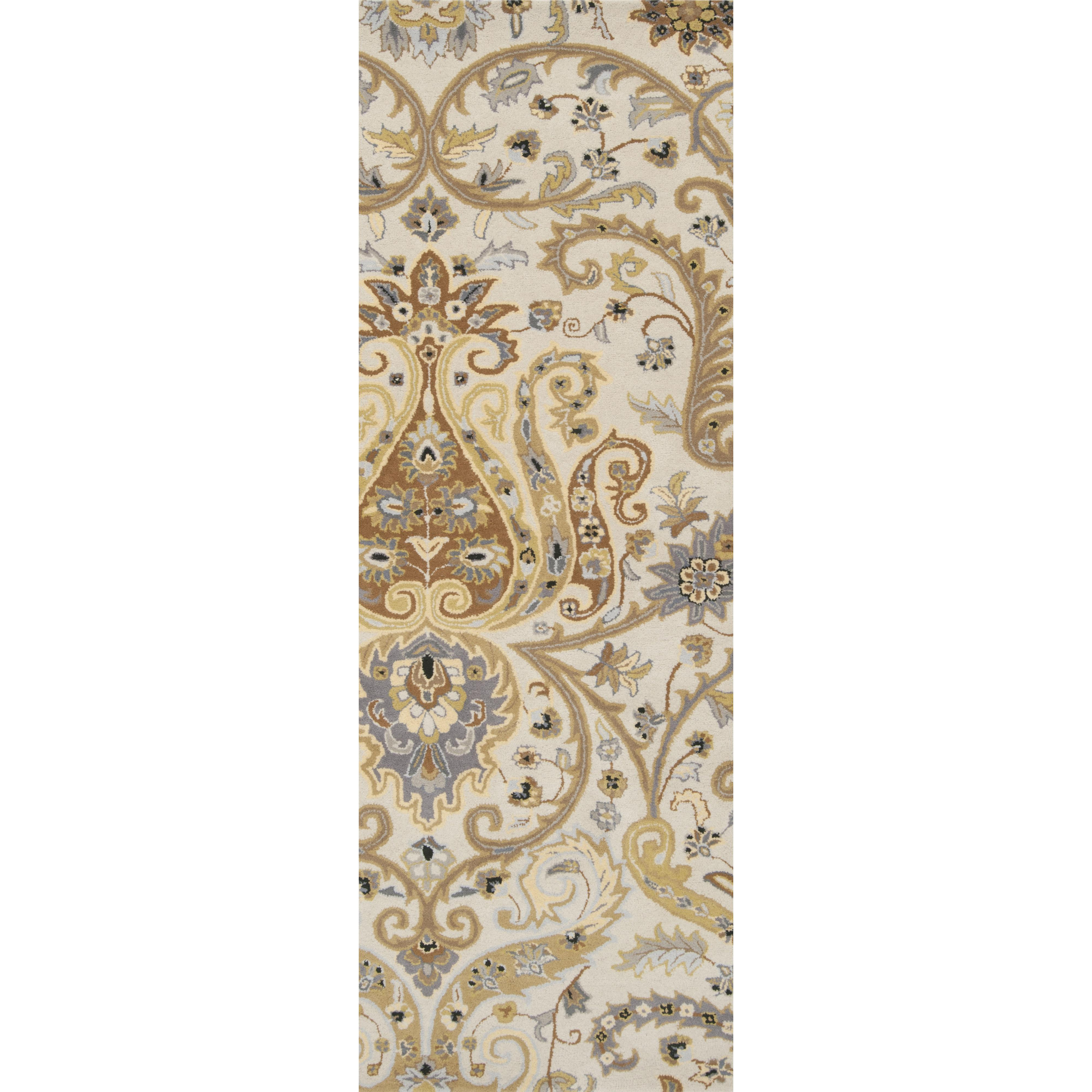 "Surya Rugs Ancient Treasures 2'6"" x 8' - Item Number: A165-268"