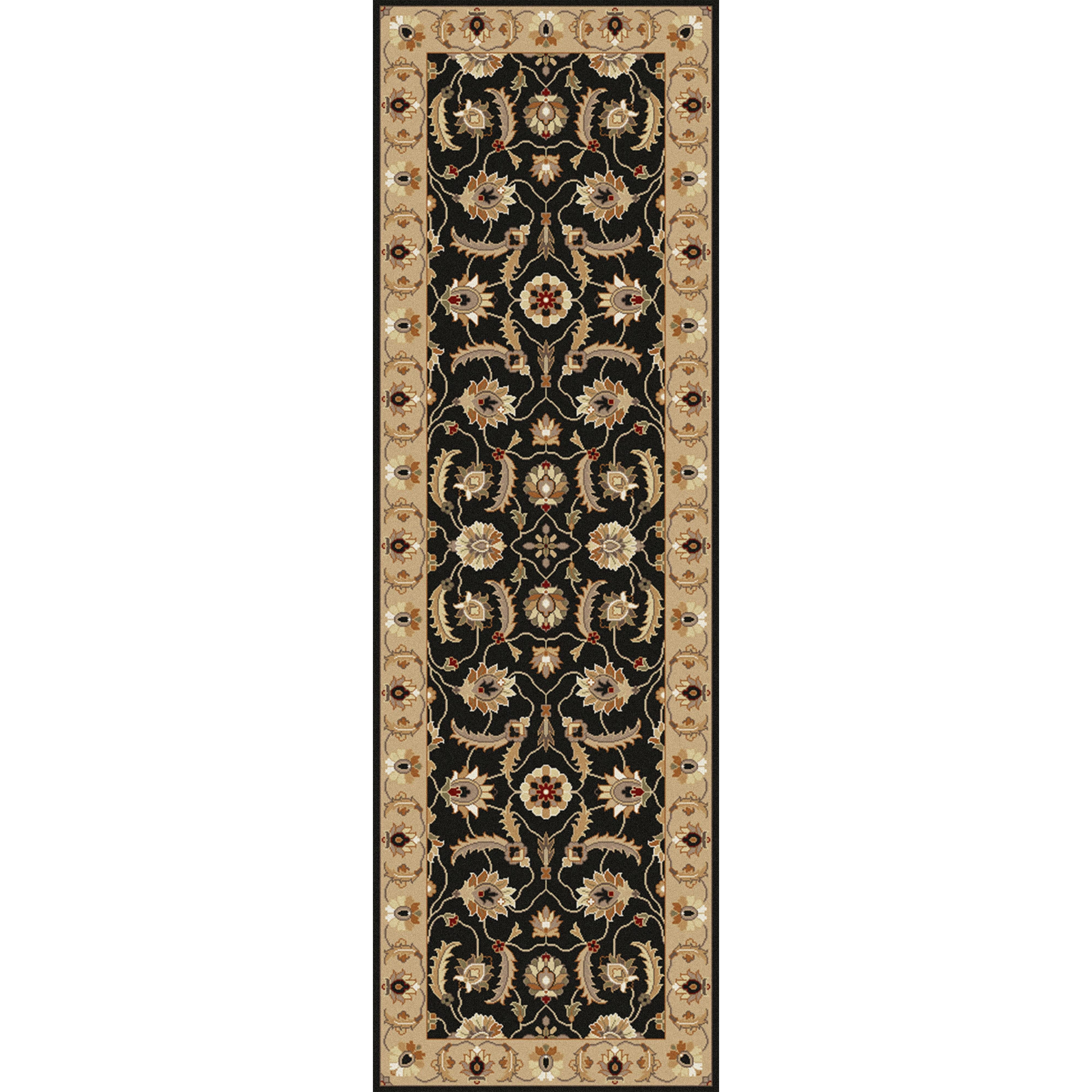 "Surya Ancient Treasures 2'6"" x 8' - Item Number: A171-268"