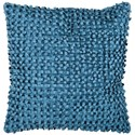 Surya Andrew 22 x 22 x 5 Down Throw Pillow - Item Number: BB038-2222D