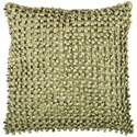 Surya Andrew 18 x 18 x 4 Down Throw Pillow - Item Number: BB042-1818D
