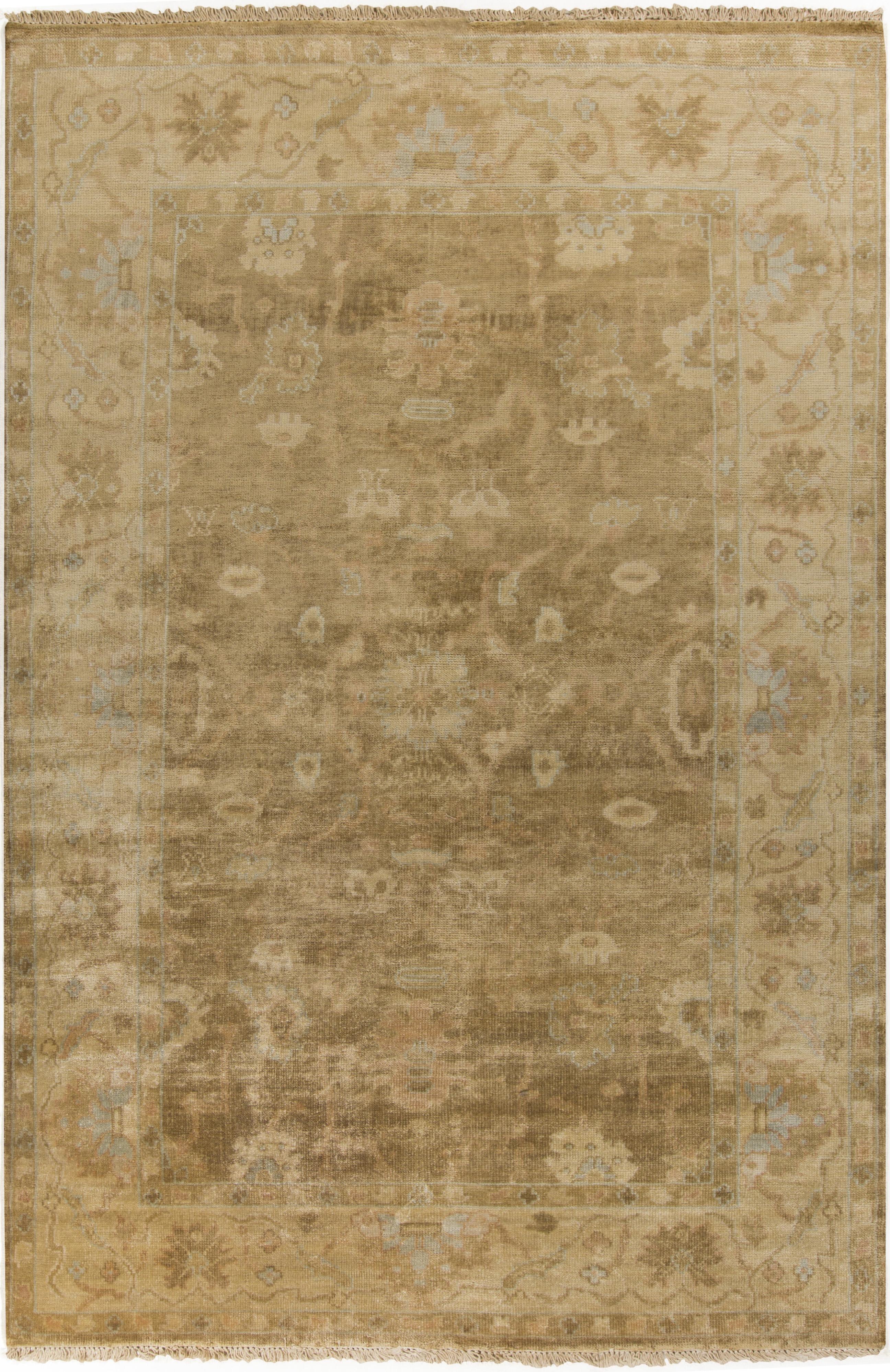 """Surya Rugs Antique 3'6"""" x 5'6"""" - Item Number: ATQ1001-3656"""