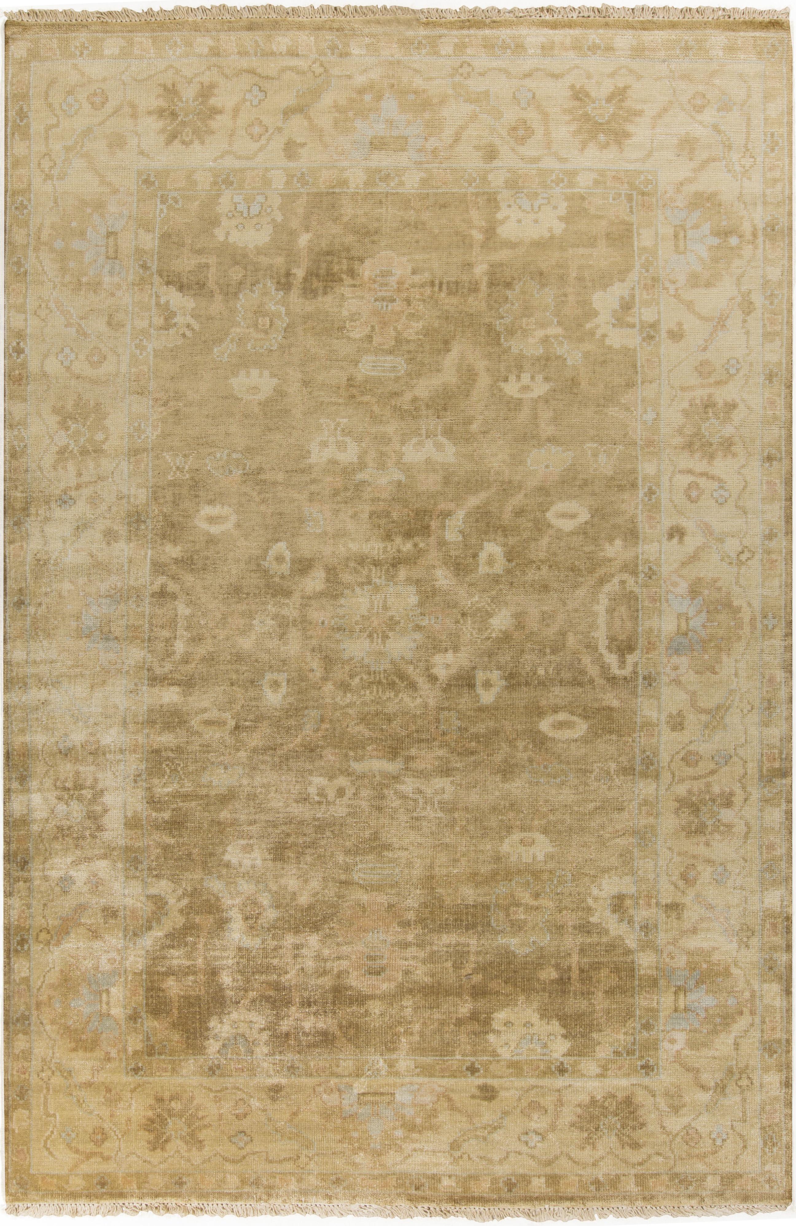 """Surya Antique 5'6"""" x 8'6"""" - Item Number: ATQ1001-5686"""