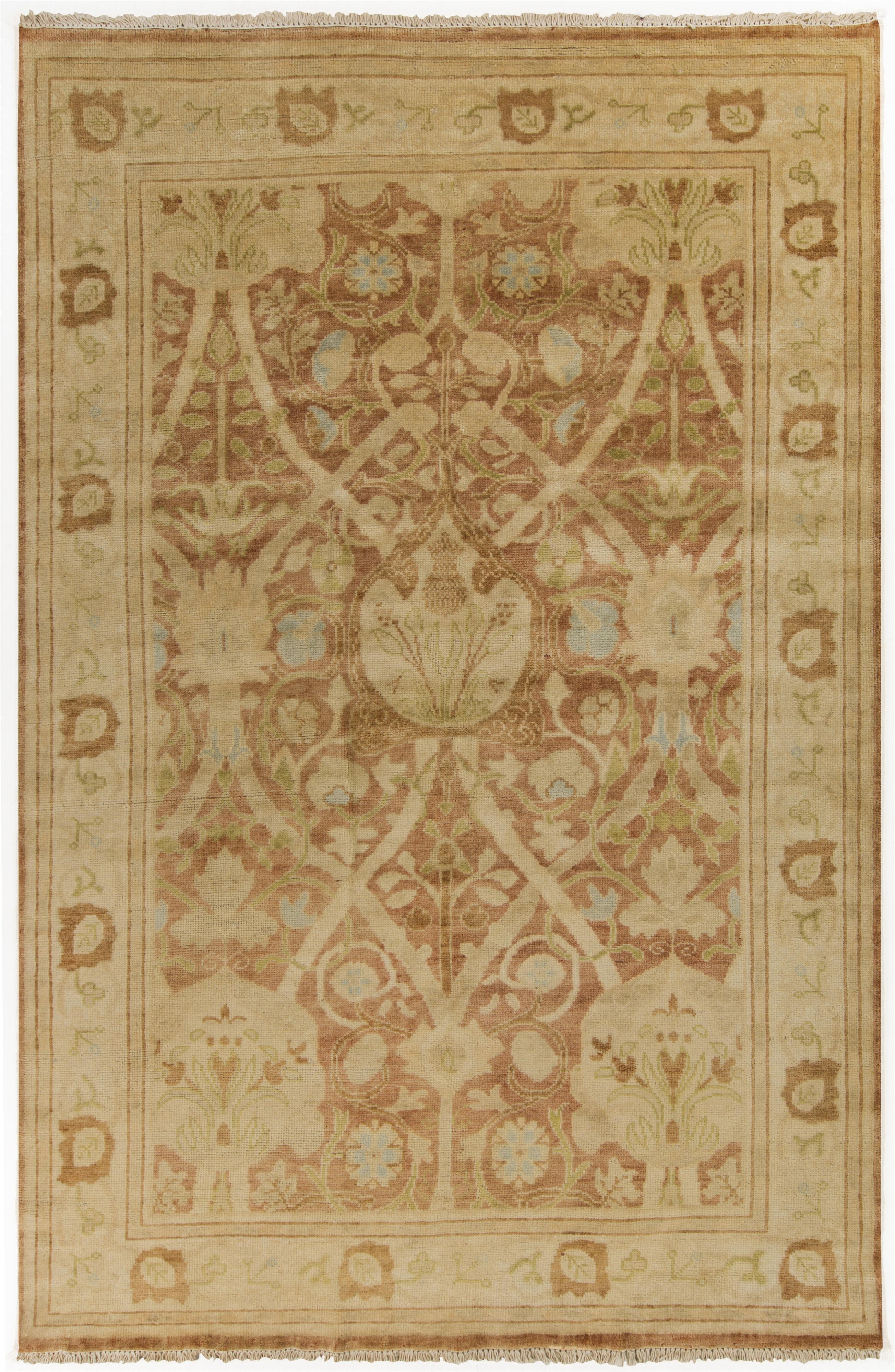"Surya Rugs Antique 3'6"" x 5'6"" - Item Number: ATQ1002-3656"