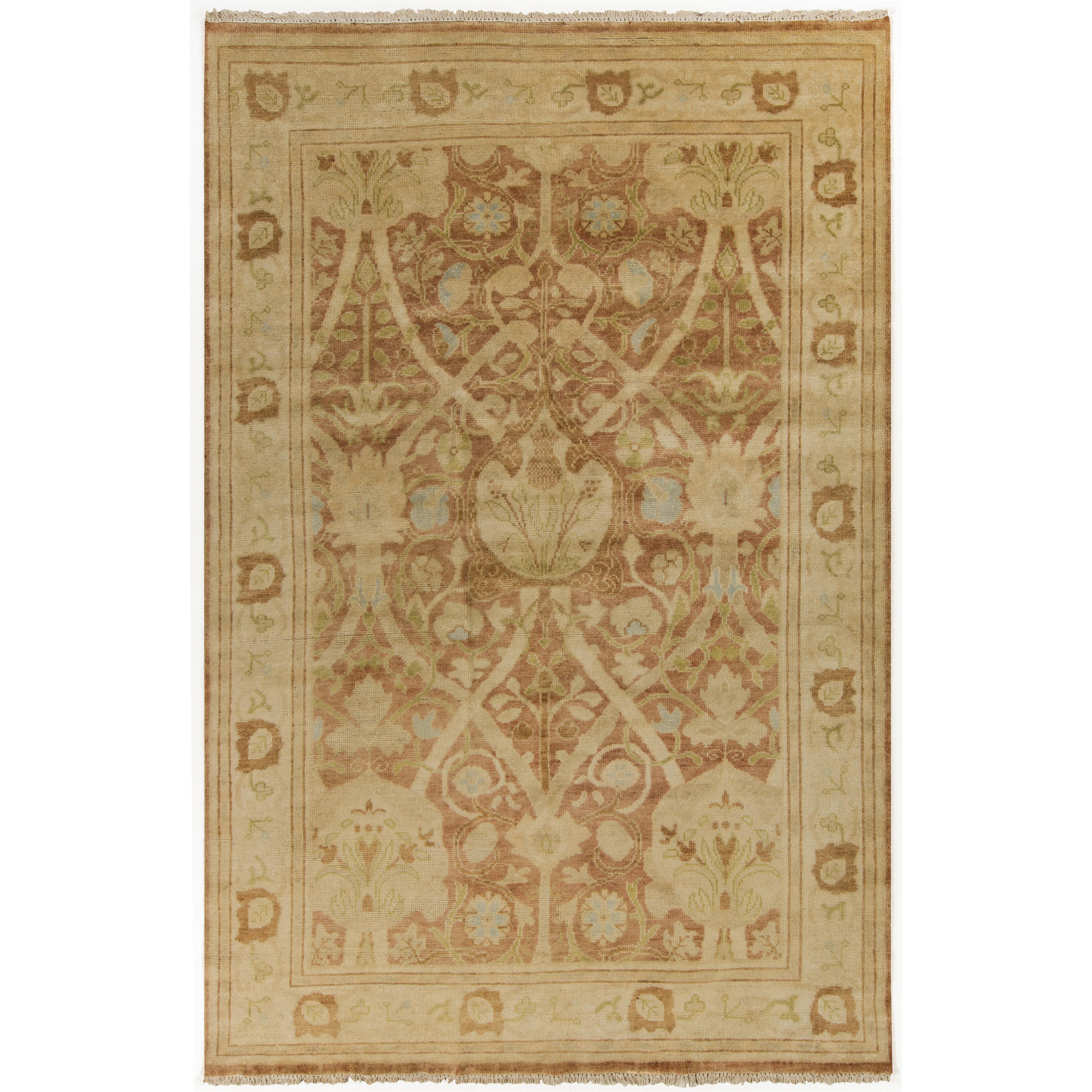 """Surya Rugs Antique 5'6"""" x 8'6"""" - Item Number: ATQ1002-5686"""