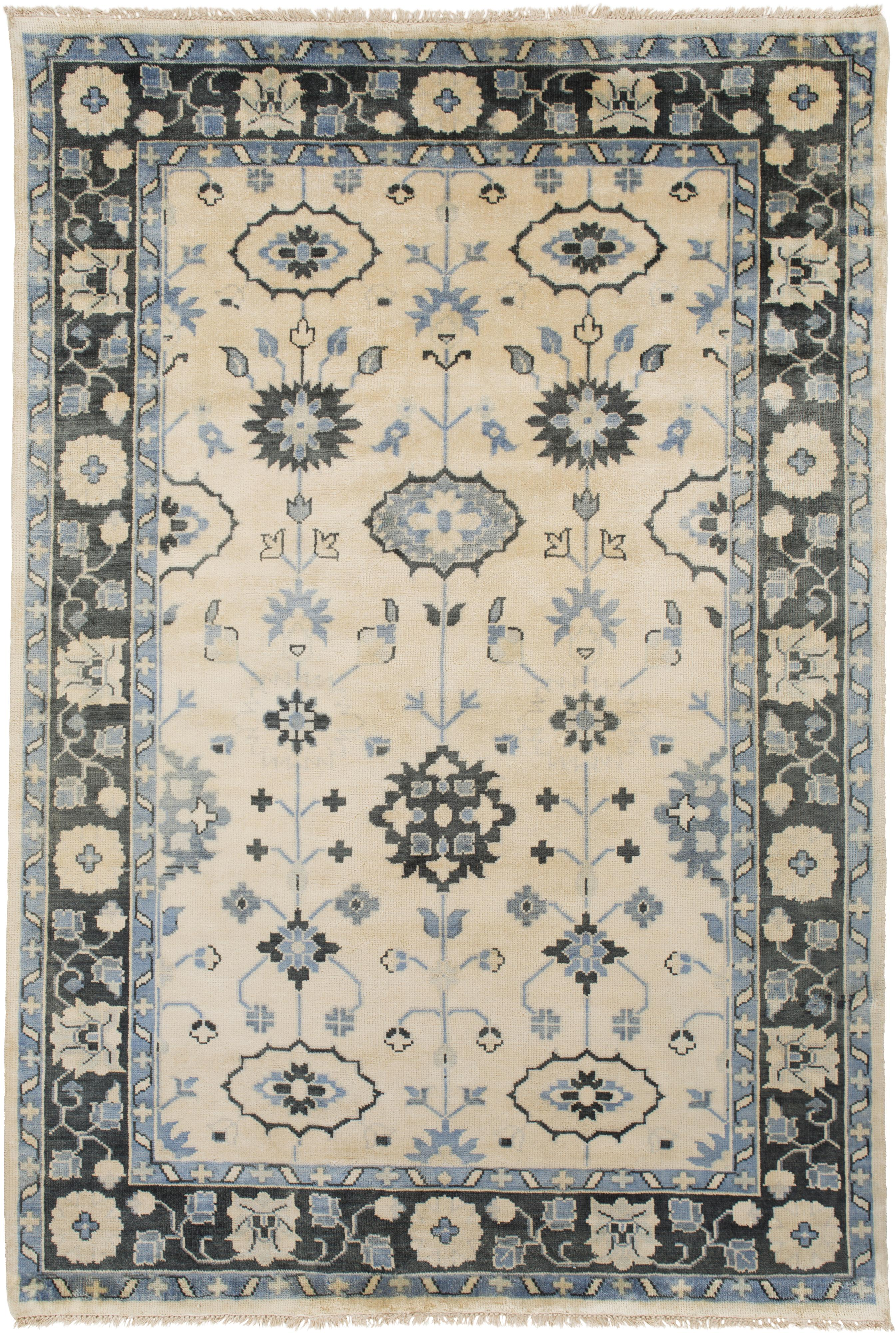 "Surya Antique 3'6"" x 5'6"" - Item Number: ATQ1006-3656"