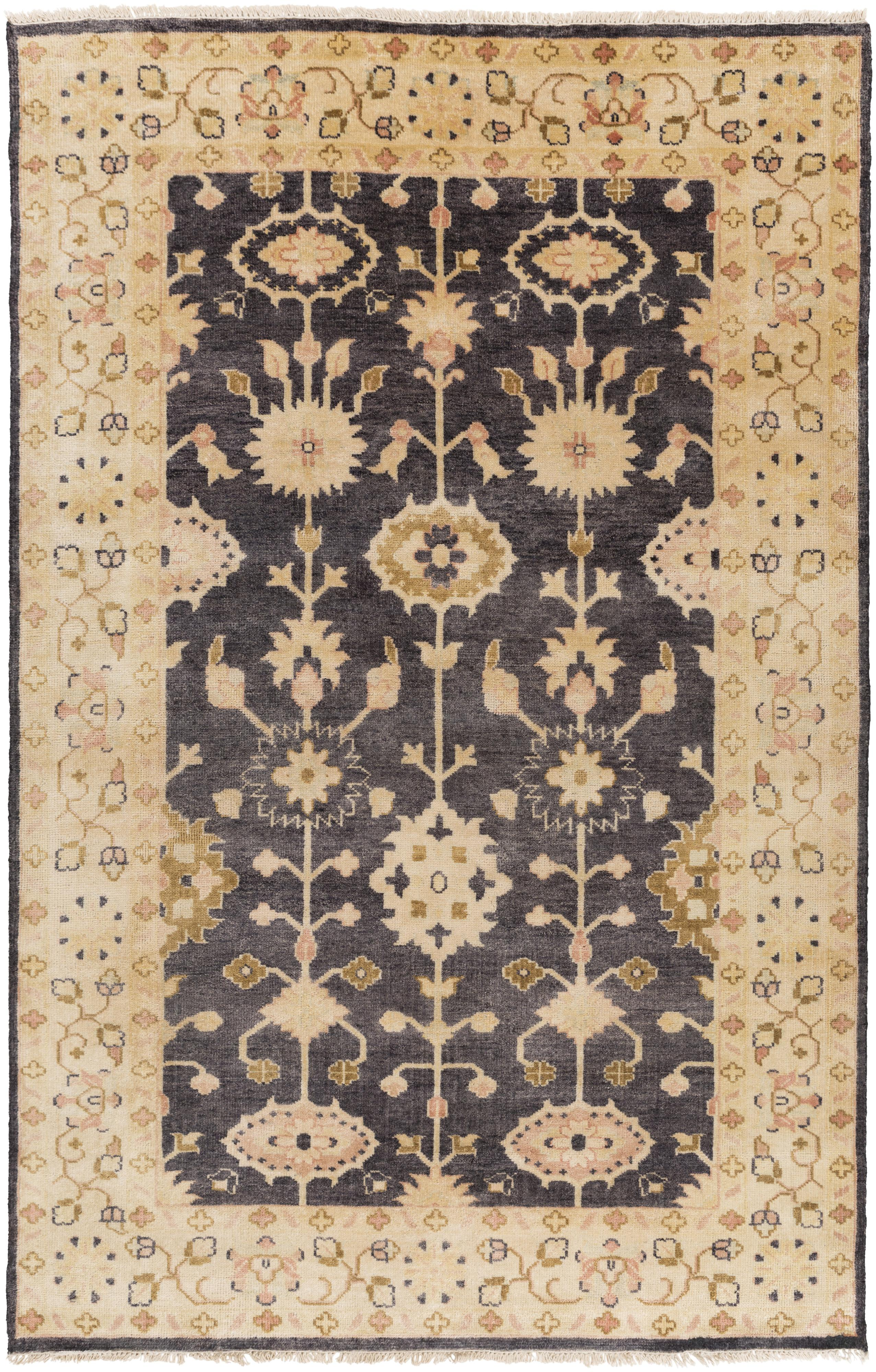 "Surya Rugs Antique 3'6"" x 5'6"" - Item Number: ATQ1007-3656"